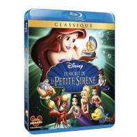 La petite sirène 3 : Le secret de la petite sirène Blu-Ray