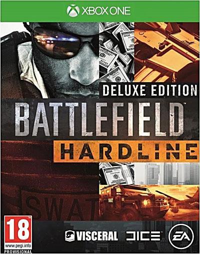 Battlefield Hardline Edition Deluxe Xbox One