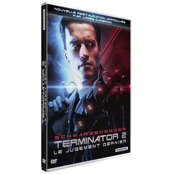 TerminatorTerminator 2 : Le jugement dernier DVD