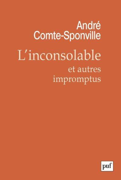L'inconsolable et autres impromptus - 9782130804253 - 14,99 €