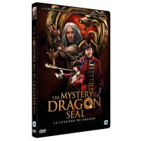 The Mystery of The Dragon Seal DVD