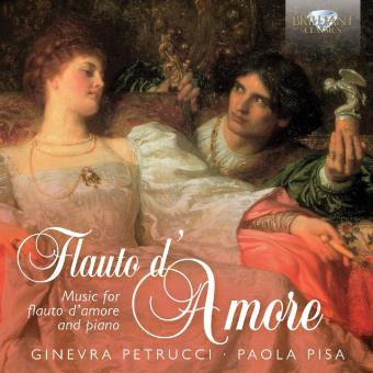 Flauto D'Amore-Music For Flute
