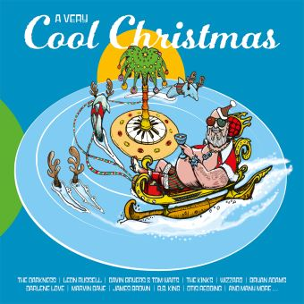 A VERY COOL CHRISTMAS -CV