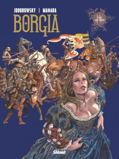 Borgia - Tome 04 - Tout est vanité - 9782331032707 - 7,99 €