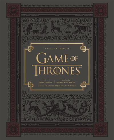 Dans les coulisses de Games of thrones : le trône de fer