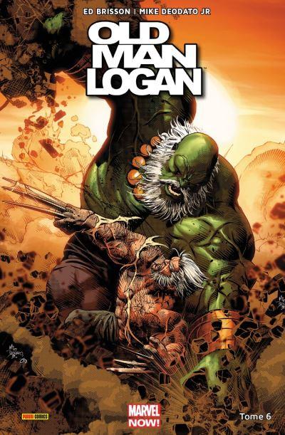 Old man Logan T06 - Jours de colère - 9782809482638 - 12,99 €