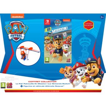 Nintendo Switch - The full set - Page 5 Pack-La-Pat-Patrouille-en-Miion-Nintendo-Switch-Figurine-et-Mini-Hang-Glider-Zuma-La-Pat-Patrouille-Ultimate-Rescue