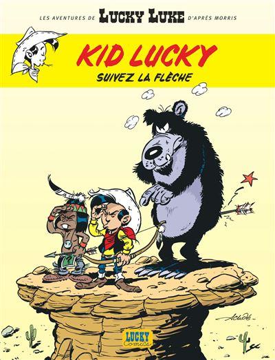 Les Aventures de Kid Lucky d'après Morris - Kid Lucky