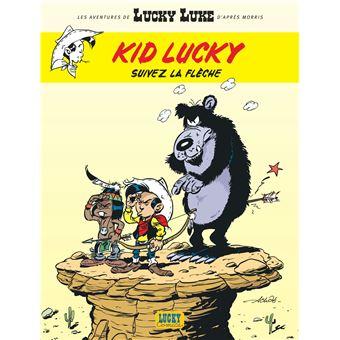 Lucky LukeSuivez la flèche