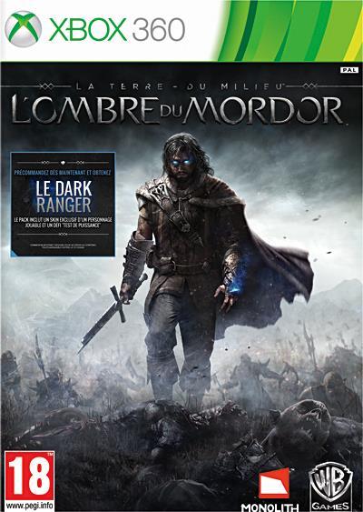 La Terre du Milieu L'ombre du Mordor Xbox 360