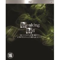 BREAKING BAD - THE COMPLETE COLLECTION -15BLURAY-BIL
