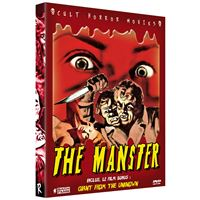 Coffret The Manster Giant From The Unknown Volume 10 DVD