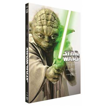 Star WarsStar Wars La Prélogie  DVD