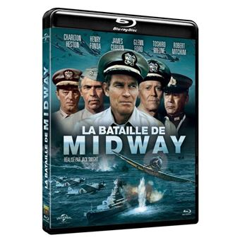 Labataille de Midway Blu-ray