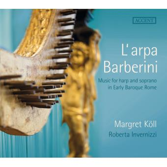 Music for Harp and Soprano in Early Baroque Rome