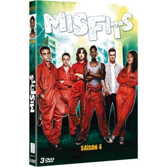 MisfitsMisfits - Coffret intégral de la Saison 4