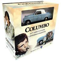 Coffret Columbo L'intégrale des 12 saisons 50ème anniversaire DVD