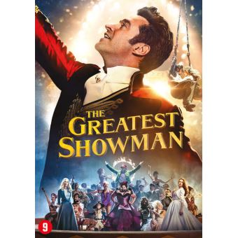 Greatest showman-BIL