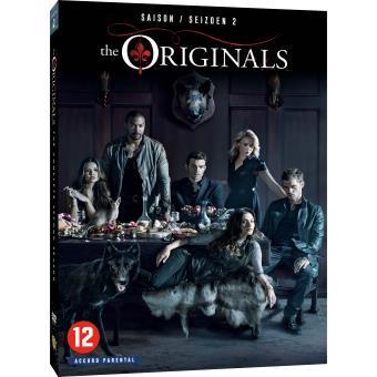 The OriginalsThe Originals Saison 2 DVD