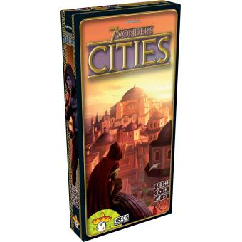 7 WONDERS - EXTENSION - CITIES