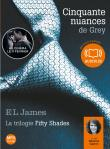 Fifty shades - Fifty shades, Livre audio 2 CD MP3