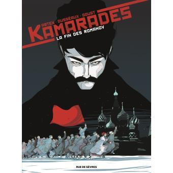 KamaradesLa fin des Romanov