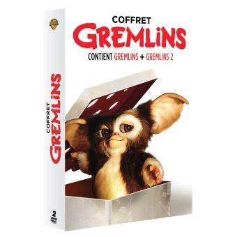 Gremlins L'intégrale DVD