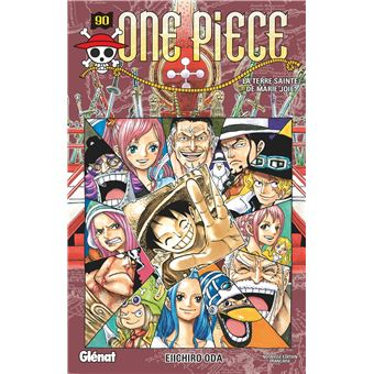 One Piece Edition Originale Tome 90 La Terre Sainte De Marie Joie