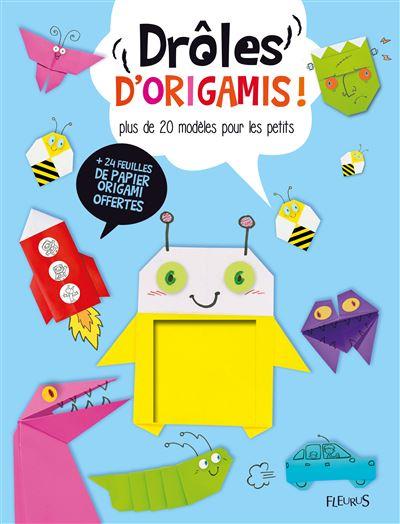 Drôles d'origamis !