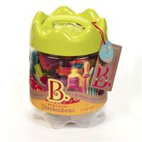 Jouet B Bristle Block in Jar 68 pièces