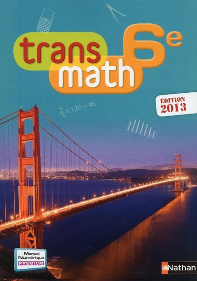 Transmath 6e grand format 2013