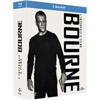 Coffret Bourne L'intégrale 1 à 5 Blu-ray