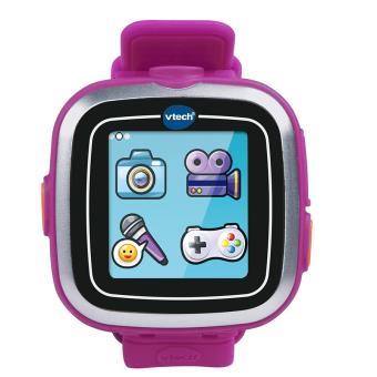 montre intelligent vtech kidizoom smart watch connect mauve jouet multim dia achat prix fnac. Black Bedroom Furniture Sets. Home Design Ideas