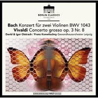 Bach, Vivaldi : Concertos pour violon