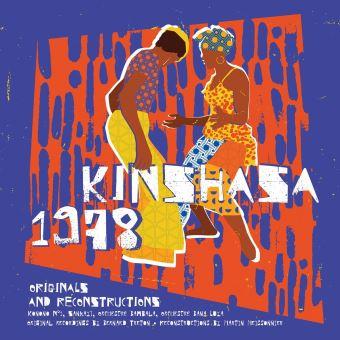 Kinshasa 1978 - LP + CD + MP3