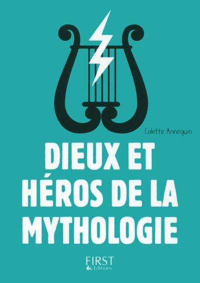 Petit livre de - Dieux et héros de la mythologie, 3e