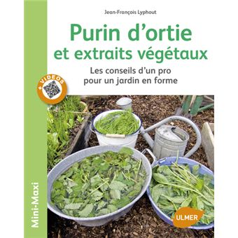 Purins d 39 orties et extraits v g taux les conseils d 39 un for Purin de consoude achat