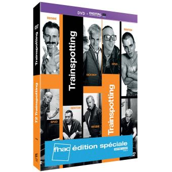 TrainspottingTrainspotting/trainspotting 2/edition speciale fnac