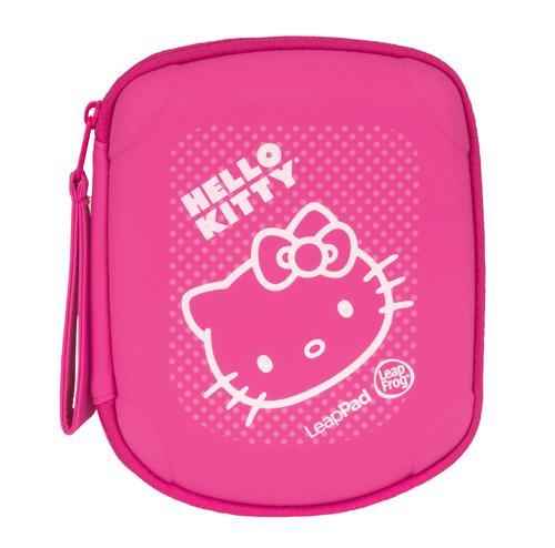 Etui de rangement Hello Kitty LeapPad Explorer Leapfrog Rose