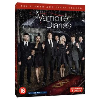 The Vampire DiariesVampire  Diaries S8-BIL