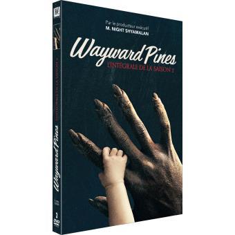 Wayward PinesWayward Pines Saison 2 DVD