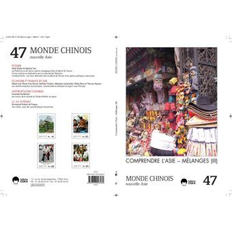 Monde chinois 47
