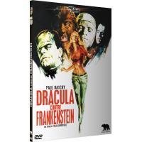 Dracula contre Frankenstein DVD