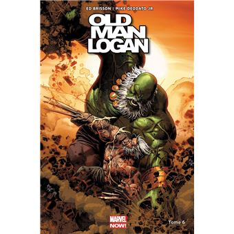 Old man LoganAll-new All-différent