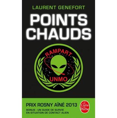 Points chauds - Laurent Genefort