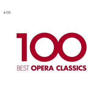 100 BEST OPERA CLASSICS/6CD