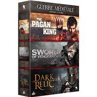 Coffret Guerre médiévale DVD