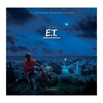 E. T. The Extra-Terrestrial Edition Limitée