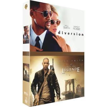 Coffret Will Smith 2 films DVD