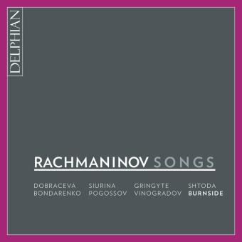 Rachmaninov : Mélodies - 3 CD